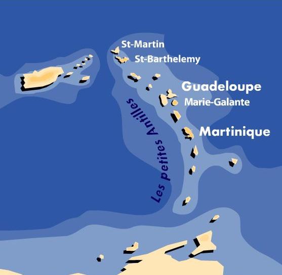 Recherche Géographique Antilles