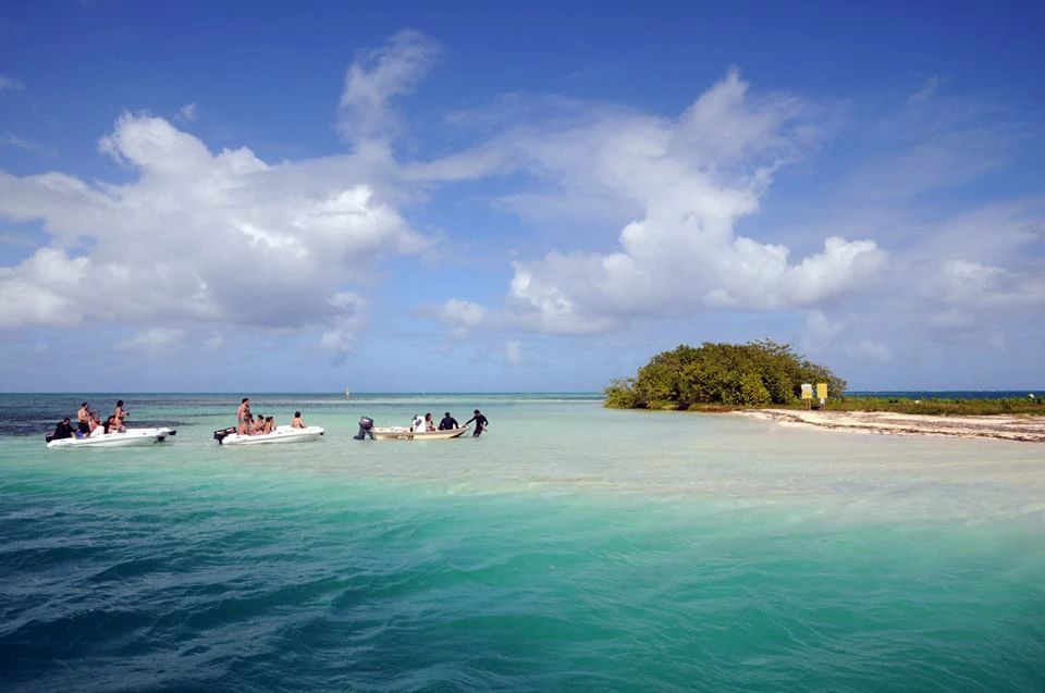 Coucher soleil à la Martinique